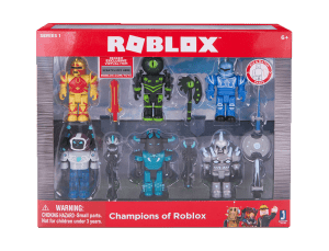 Champions of Roblox Box
